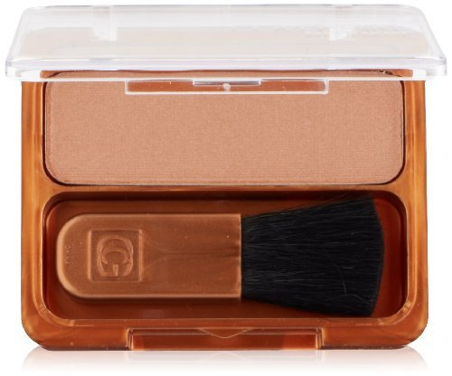 CoverGirl Cheekers Bronzer, Copper Radiance 102, 0.12-Ounce (Pack of 3) - Girl Bronzer Cover
