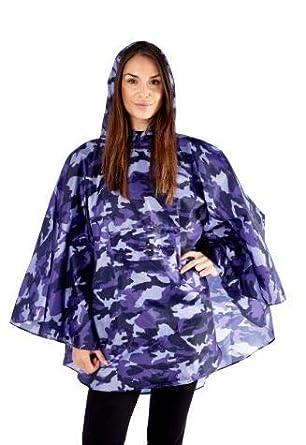 Pro Climate Mens Poncho Poncho Shower Proof Ladies Coat Bag Shower Resistant   Amazon.co.uk  Clothing e873ce64b6