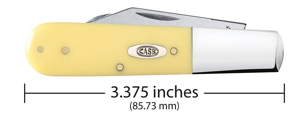 Case Cutlery 81092 Barlow Yellow Synthetic