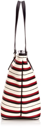 Tommy Hilfiger Conway Large Tote, Borsa a spalla donna ( - Corp Stripe)