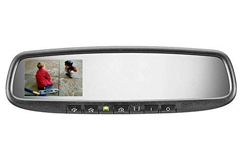 - Gentex GENK3345S Auto-dimming mirror with 3.3