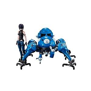 ヴァリアブルアクション Hi-SPEC 攻殻機動隊 SAC_2045 タチコマ&草薙素子 約110mm ダイキャスト製 塗装済み可動フィギュア