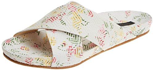bianco lairen geo donna White Geo S950 Toe Bianco Open Sandalo Neosens Off Fantasy PIq7cwR