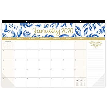 bloom daily planners 2020 Monthly Desk/Wall Calendar - 11