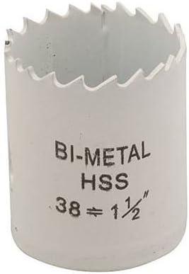 Silverline 823540 Scie-cloche bi-m/étal 38 mm