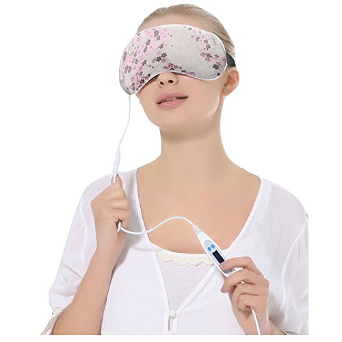 Silk Eye Mask With Lavender - 3