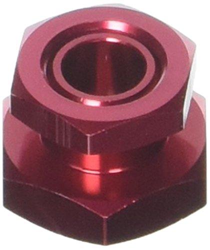 Losi 20mm Wheel Hex Set, Red: LST XXL 2 Gas ()