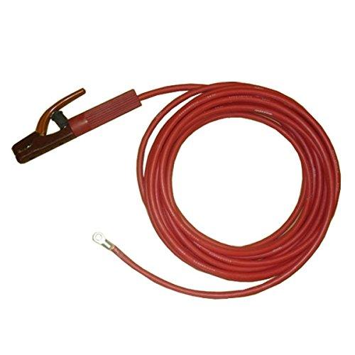 堺電業 60000-554 溶接用WCT 22SQ ホルダー線(端子) 赤色 30m  B01M1RXRFO