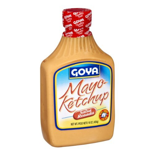 Goya Mayo-Ketchup (4 Pack)