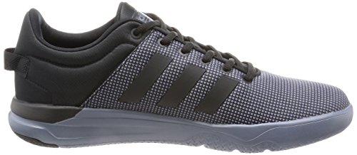 Adidas CLOUDFOAM (negbas/negbas Swish Herren Sportschuhe, Schwarz/Onix) 491/3