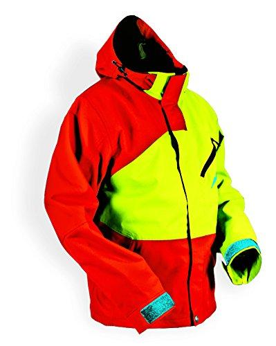 f8554a35 Amazon.com: HMK Hustler 2 Men's Jacket (Red/Yellow, Large): Automotive