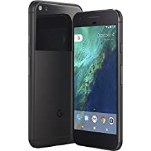 "PIXEL Phone by Google 32GB - 5"" inch - Factory Unlocked 4G/LTE Smartphone (Black) - International Version"