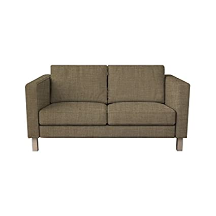 Tlyesd Karlstad 2 Seat Sofa Cover For The Ikea Karlstad Loveseat Slipcover  Replacement