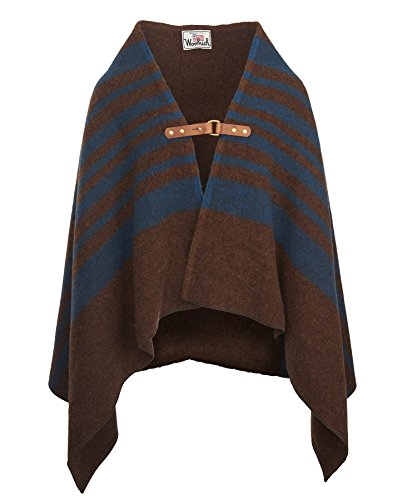 woolrich-white-collection-womens-fireside-ii-wool-blanket-poncho-brown-one-size