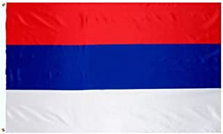 product image for Bcn 3x5 Foot Serbia Flag Polyester
