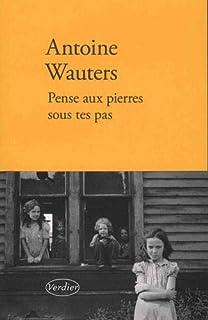 Pense aux pierres sous tes pas, Wauters, Antoine