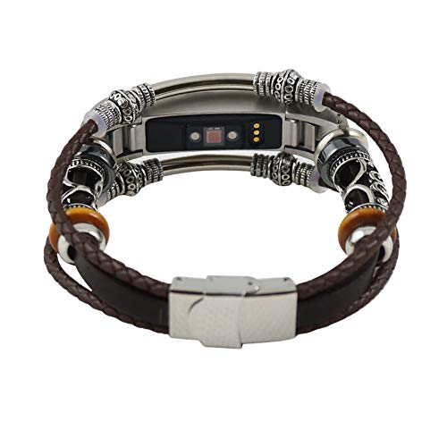 Barthylomo Replacement Watch Bands for Fitbit Alta/Fitbit Alta HR Leather Watch Replacement Band Wrist Watches Accessories