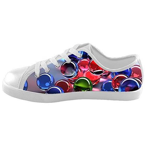 Scarpe Le Shoes stereoscopica 3D Dalliy Le Scarpe Stampa Kids Le Canvas Custom Scarpe YYw8qtz