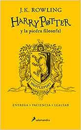 HP y la piedra filosofal-20 aniv-Hufflepuff: Entrega · Paciencia ...