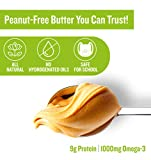 Peanut Free Tree Nut Free Natural No Stir Spread