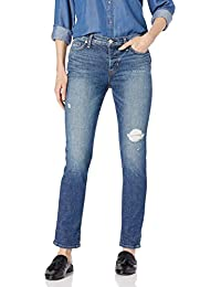 Women's Riley Crop Relaxed Straight Jeans
