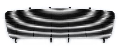 TRex Grilles 21556 Horizontal Aluminum Polished Finish Billet Grille Insert for Ford F150