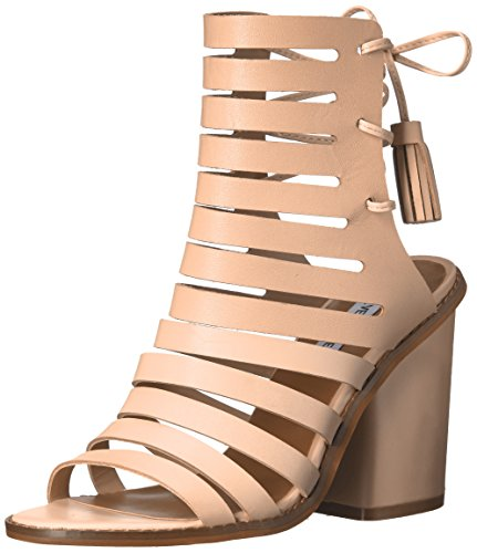 Steve Madden Women Pipa Dress Sandal Natural