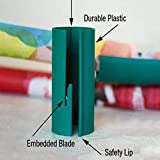 Sliding Wrapping Paper Cutter,Christmas Gift