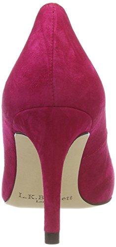 LK 135 Pink Power Pumps Floret Damen BENNETT Pink rvxw0qzr4