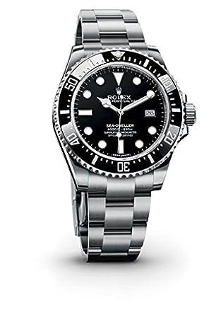 Montre Rolex Sea Dweller 116600: Amazon.fr: Montres