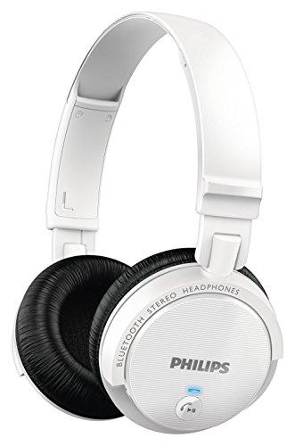 Philips SHB5500WT 27 Bluetooth Headphones