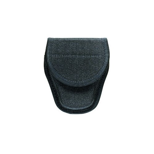 7300 Covered Cuff Case, Blk, Snap Bianchi (7300 Covered Handcuff Case)