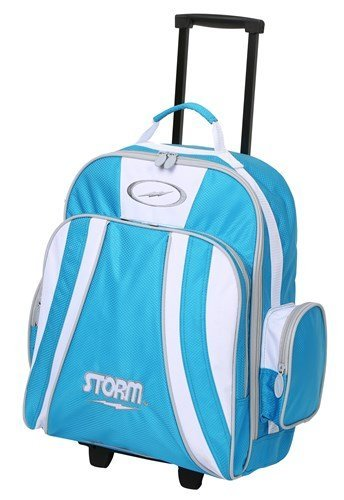 Storm Single (Storm Rascal Single Roller Bag Blue/White)