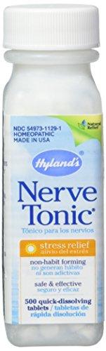Nerve Tonic 500 Tablets - 8