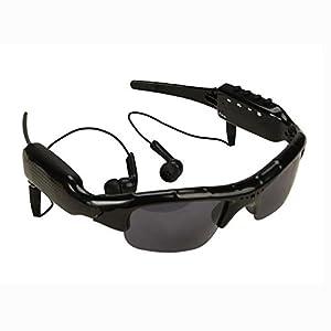 MIAO Outdoor Sports Bluetooth Mp3 HD Camera Photography Sunglasses