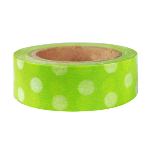 Wrapables Dotted Japanese Washi Masking