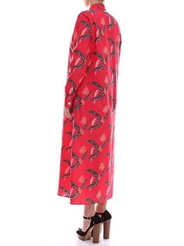 Vestido 116866fuchsia Mujer Aglini Fucsia Algodon nzOgxXqZ