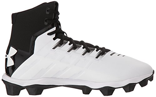 Football Men's Under Shoe Renegade Wide 001 RM White Black Armour w5xqqnPrX