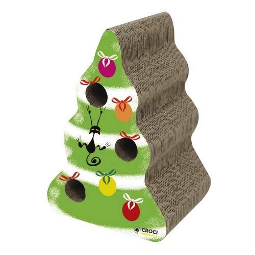 Croci Xmas Tree Scratching Post