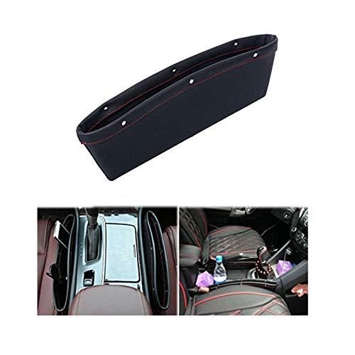- 1 Pcs Car Seat Pocket Storage Organizer Phone Holder Car-Styling for Audi A6 C5 C6 A3 A4 B5 B6 B8 A5 Q5 BMW Toyota Volvo Baby Car Seats Storage Organizers Trays & Bags Accessories (Black)