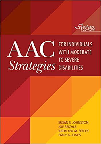 AAC Strategies for Individuals with Moderate to Severe Disabilities download pdf