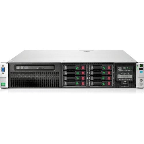 HPE 710725-S01 ProLiant DL385p Gen8 Server, 16 GB RAM, No HDD, Matrox G200, Black/Silver