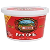 Red Chile Puree, Mild (6) 14oz tubs