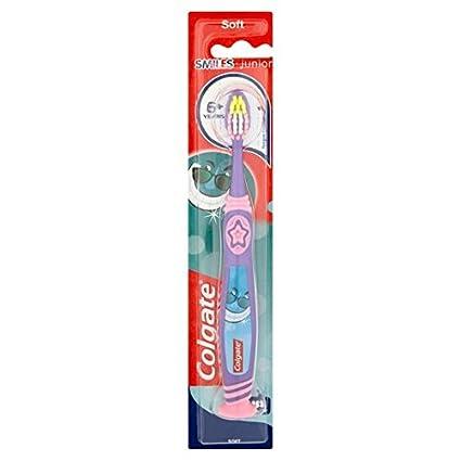 cd2ddfe7d Colgate Smiles 6+ Años Cepillo de dientes: Amazon.es: Salud y ...