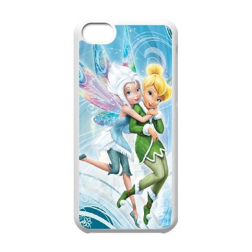 Periwinkle Disney 013 coque iPhone 5C Housse Blanc téléphone portable couverture de cas coque EEEXLKNBC19746
