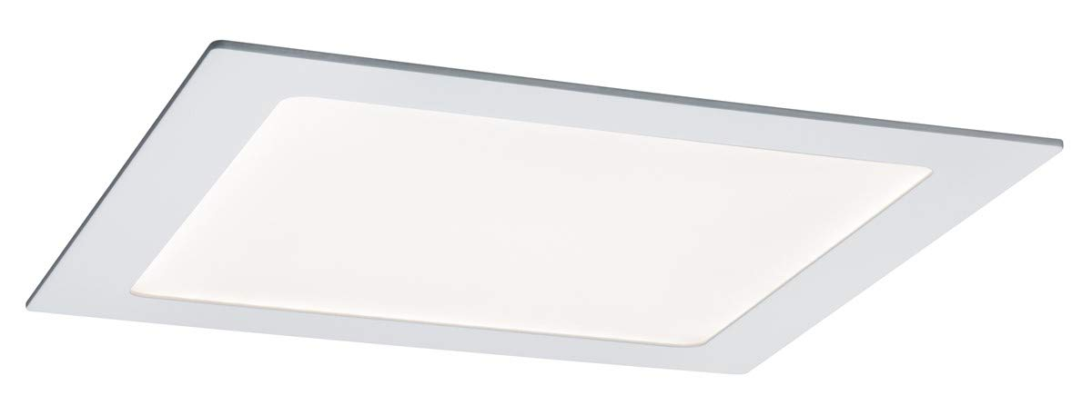 Paulmann SmartHome LED Einbaupanel eckig eckig eckig 3,5W Weiß mit RGBW Farblichtsteuerung f671a4