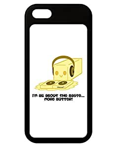 TooLoud Butter - All About That Baste iPhone 5 / 5S Grip Case