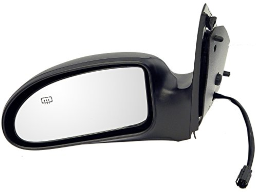 Dorman 955-1388 Ford Focus Driver Side Power Heated Replacement Side View Mirror (2007 Ford Focus Driver Side Mirror Replacement)