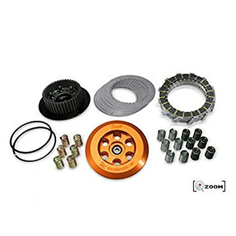 SCORPION Sportster Clutch Assembly 4-speed Aluminum - 607-... - Barnett ds223469: Amazon.es: Coche y moto