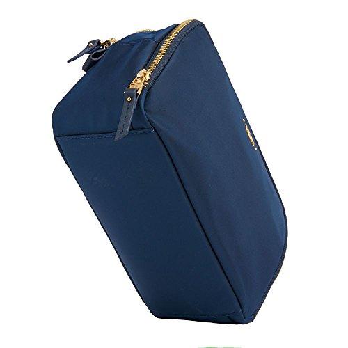 Tumi Voyageur - Luanda Flight Bag Umhängetasche, 21 cm, 1.63 L, Ocean Blue